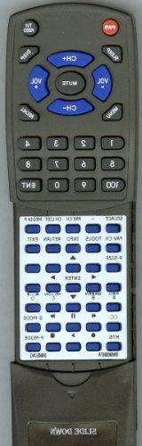 SAMSUNG Replacement Remote Control for PN42C450B1D, PN50C430