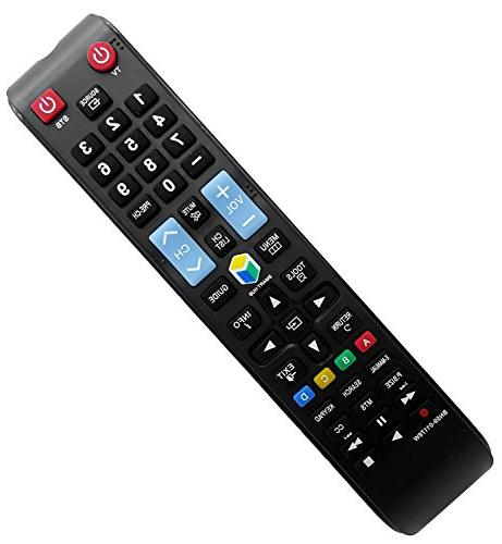 samsung tv replaced remote bn59