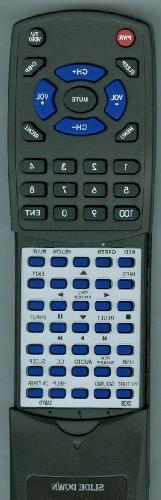 Replacement Remote Control for SANYO DP50749, DP42849, DP468