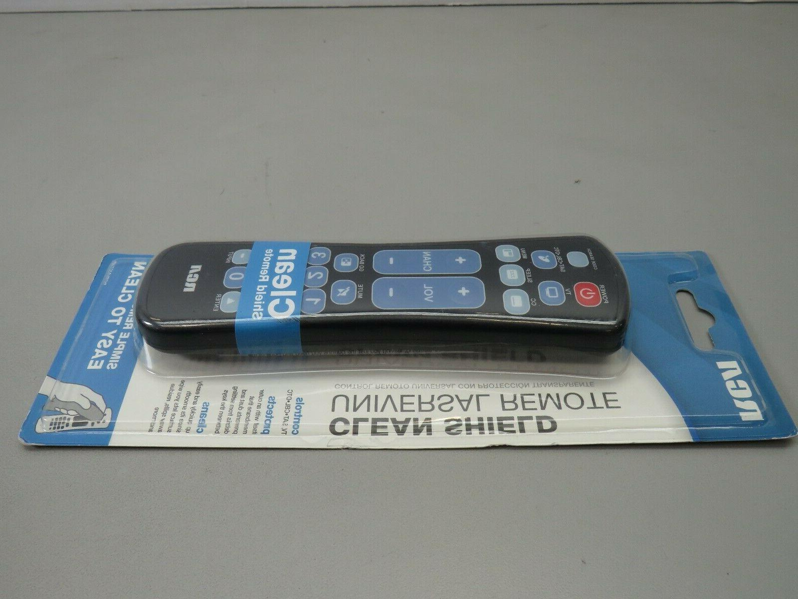 Sealed Shield Universal TV Control Big Buttons