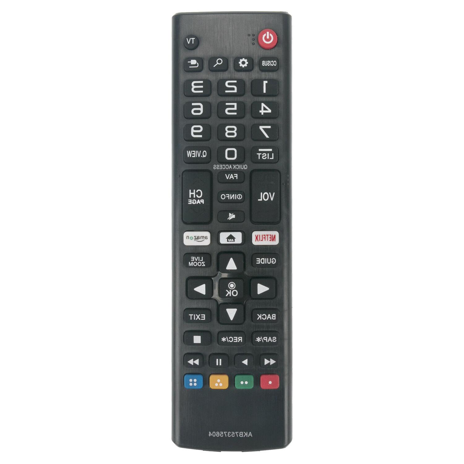 Smart LCD Remote Replace for