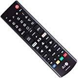 DEHA TV Remote Control for LG AKB75375604 Television