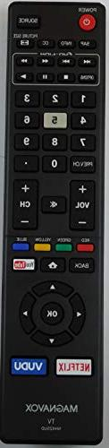 Original Factory New MAGNAVOX TV Remote NH425UD 32MV306X/F7B