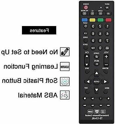 Universal Remote Control for All TV Edition,