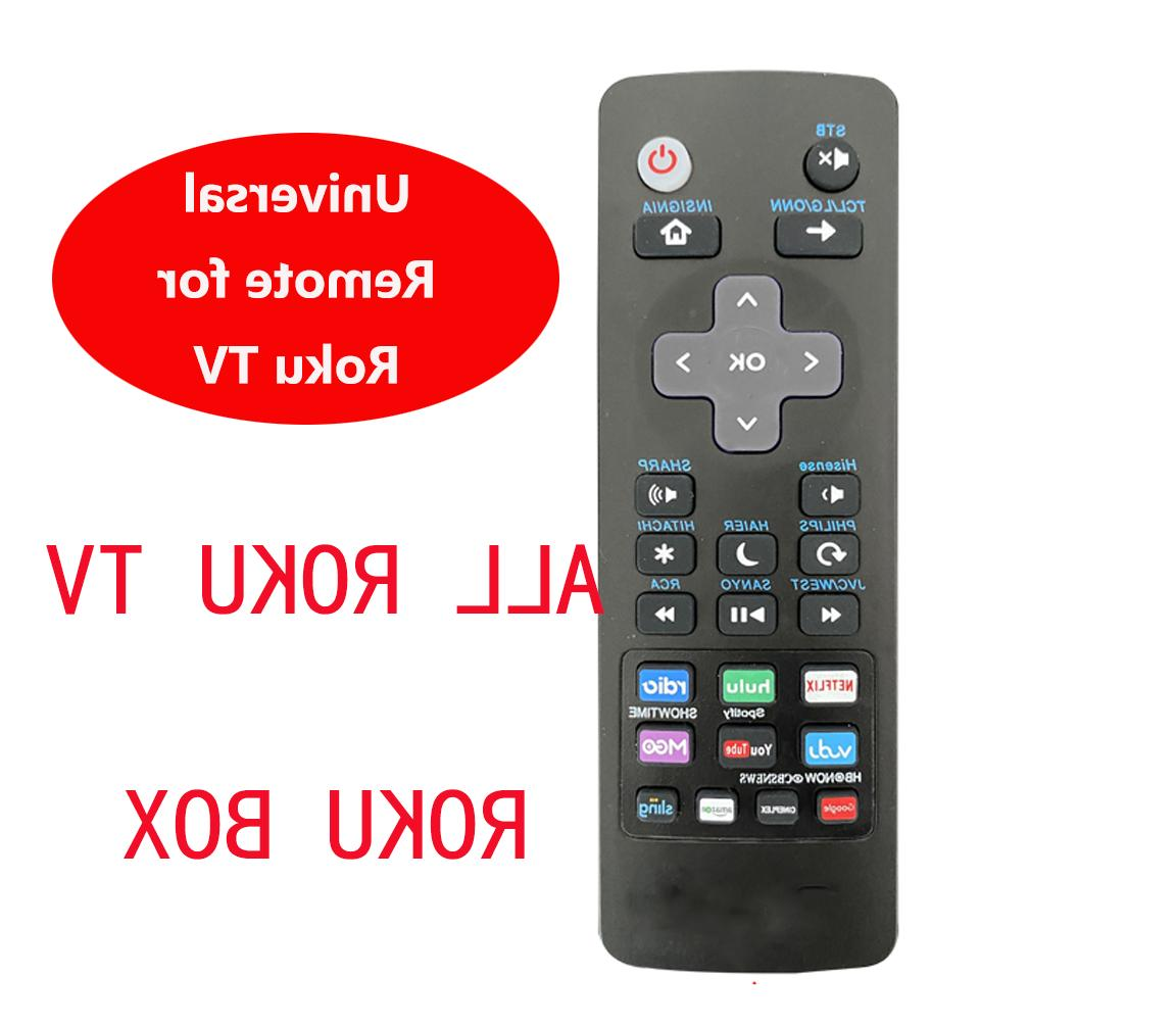 Universal Remote Compatible for ROKU Streaming Box Players/L