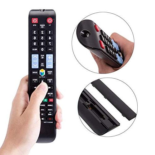Coolux Universal Remote for Samsung LCD LED TVs