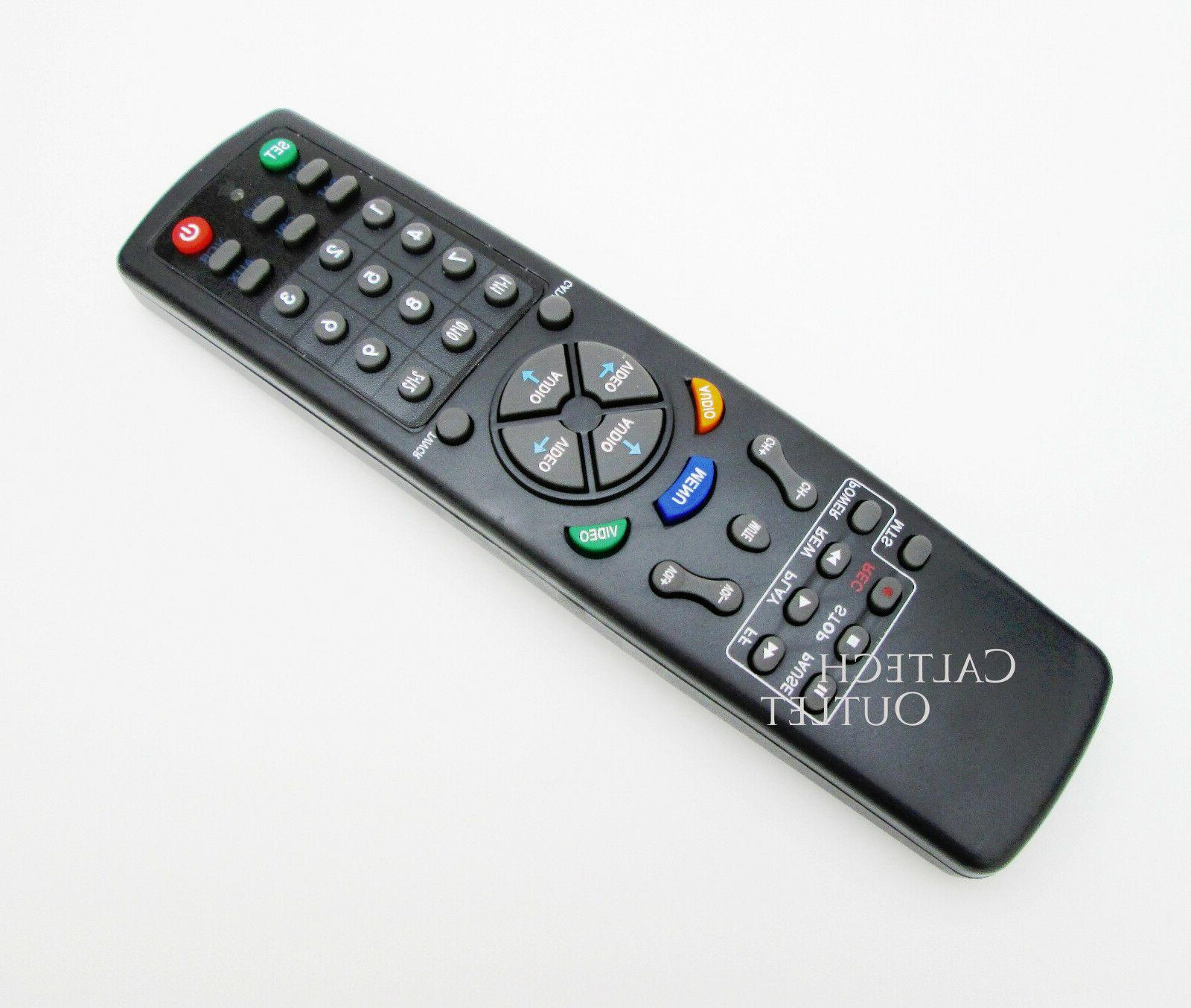 IN TV DVD VCR Receiver