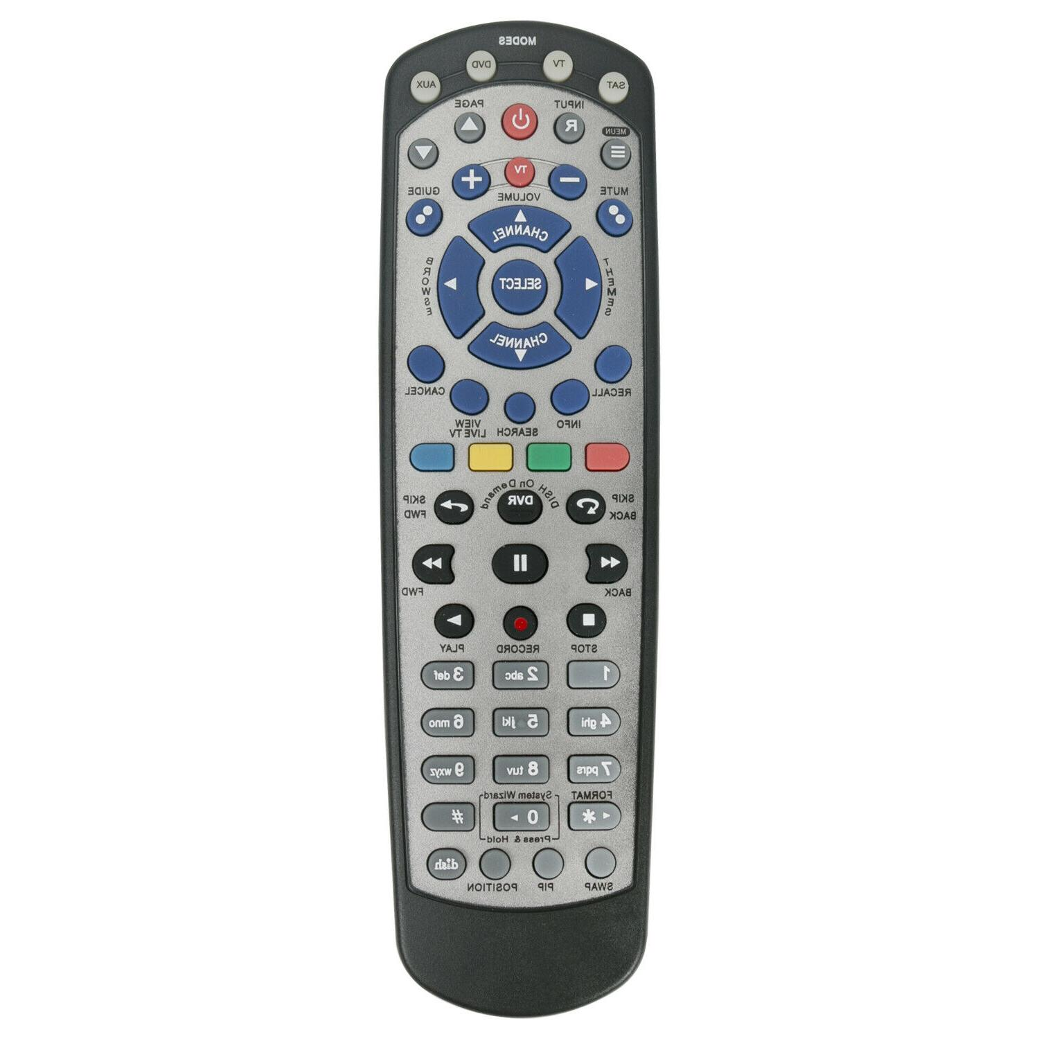 New 20.1 IR TV Satellite Receiver Learning Remote for Dish N