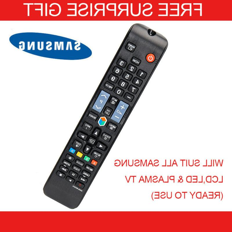 tv remote control replacement for samsung led