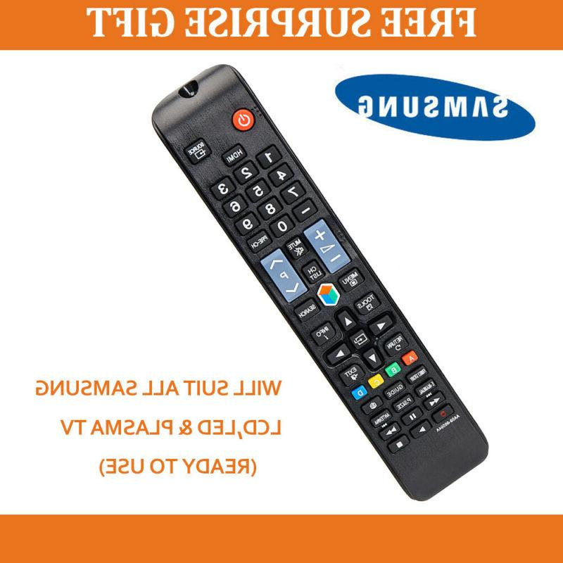 TV Remote For LED HD TV New