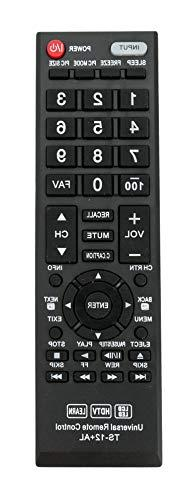 New Universal Replacement Remote Control TS-12+AL for Almost