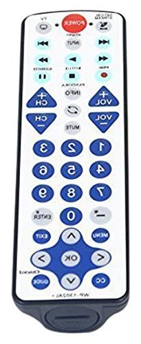 NetTech Universal Waterproof Remote Control 2-Device, Work f