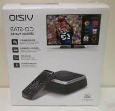 Vizio Streaming Player -Isg-b03 Co-star - Google Tv, Web Bro