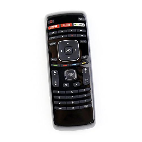 New XRT112 Remote fit Internet LED with Netflix/iHeart APP Keys