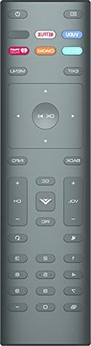 Xtrasaver Remote Control 2017 Model  compatible with Vizio X