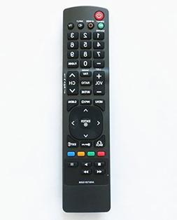 New LG Electronics/Zenith AKB72915206 Remote Control Replace