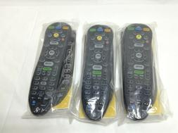 "Lot of 3 ""New"" AT&T U-verse S30-S1B Universal Backlit Remote"