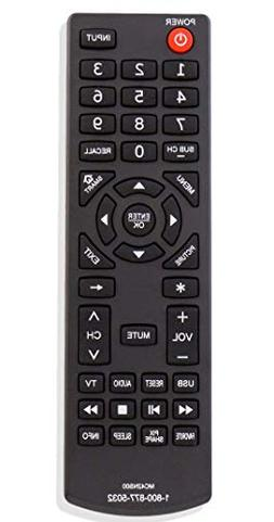 ALLIMITY MC42NS00 Replaced Remote Control Fit for SANYO LCD-