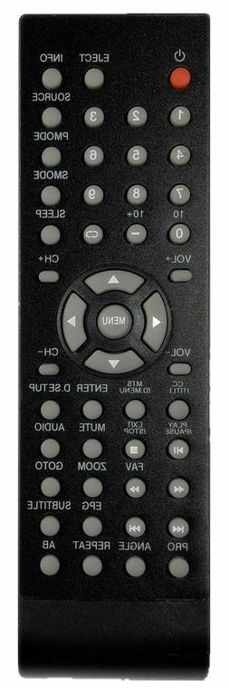 New Curtis Proscan Replaced Remote For TV/DVD Combo PLDV3213