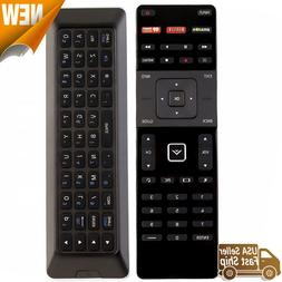 New for Vizio Smart TV Remote Control XRT500 with Qwerty Key