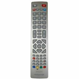 New Genuine SHW/RMC0115 For Sharp Aquos TV Remote Control Wi