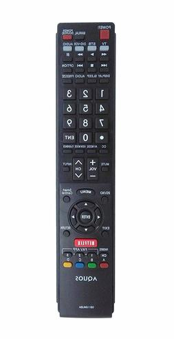 econtrolly New Lost Replacement Remote for SHARP AQUOS TV LC