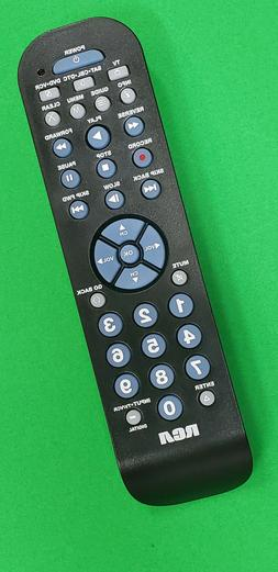 NEW! RCA TV DVD Replacement Remote For LED55C55R LED55C55R12