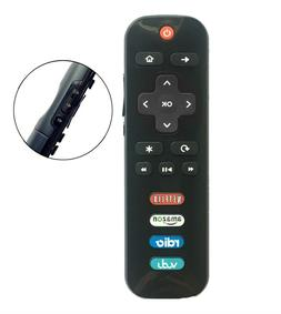 New RC280 LED HDTV Remote Control for TCL ROKU TV with Rdio