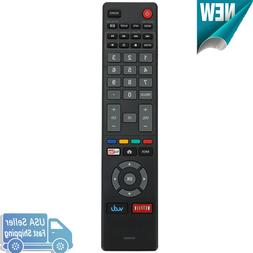 New Remote Control NH409UD for Magnavox Smart LED LCD TV w N