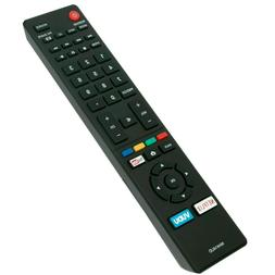 New Remote Control NH414UD for Sanyo Smart TV with Netflix V