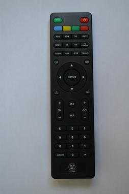 New Westinghouse Remote Control RMT-17 for LD-2480 VR2218 VR
