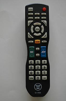 New Westinghouse Remote Control RMT-19