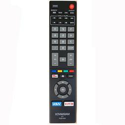 New NH416UP For Magnavox LCD TV Remote Control 32ME402F7 32M
