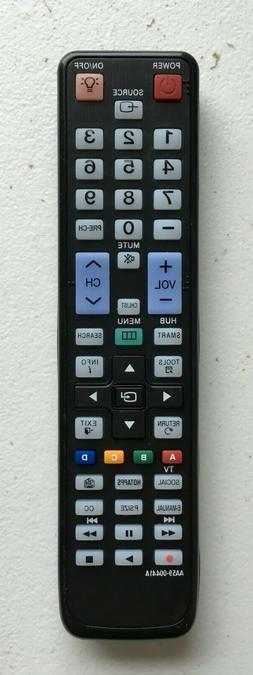 New USBRMT Replacement Remote Control BN59-01041A For Samsun