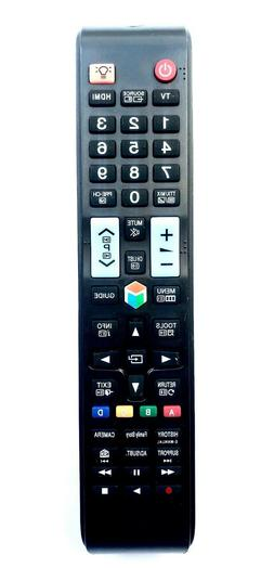NEW Replacement Remote Control For Samsung 3D SMART TV WORKS