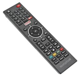 New Smart TV Remote Control for Westinghouse WD40FB2530 with