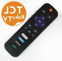 New TCL/ Insignia/ Sharp/ Haier ROKU TV replacement remote w