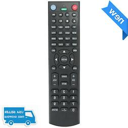 New JENSEN TV DVD Combo Remote Control for JE3214 JE1914 JE2