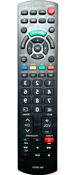 New Universal Replacement Remote Control for Panasonic Viera