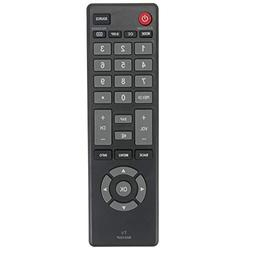 ECONTROLLY NH312UP Remote Control fits for Sanyo Smart TV W4