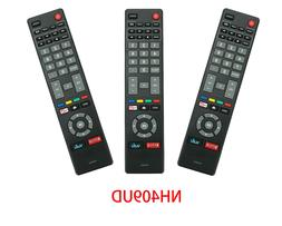 NH409UD Replace for Magnavox Smart TV Remote Control with Yo