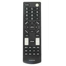 New NS-RC4NA-18 Replaced Remote fit for Insignia TV NS-32D31