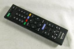 SONY OEM Original Part: 1-492-065-11 TV Remote Control RM-YD
