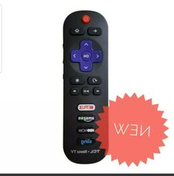 OEM RC280 LED HDTV Remote Control for TCL ROKU TV