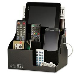 EZR life All-in-One Remote Control Holder, Caddy, Organizer