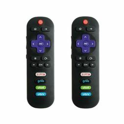 Pack of 2 Remote Control for TCL Roku TV Smart TV RC280 55UP