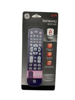 Pink LED Buttons GE Universal Remote Control 4 Device TV Rok