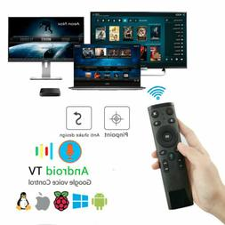 Q5 Bluetooth/USB WiFi Air Mouse Voice Remote Control for And