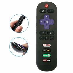RC280 Replace Remote for TCL Roku TV with Youtube Spotify KL