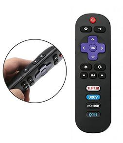 New RC280 TV Remote fit for TCL Roku TV 55R615 65R615 43R615